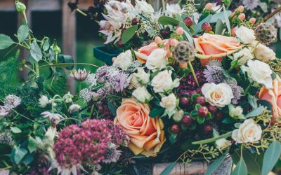 5 Ways To Recycle Your Wedding Flowers