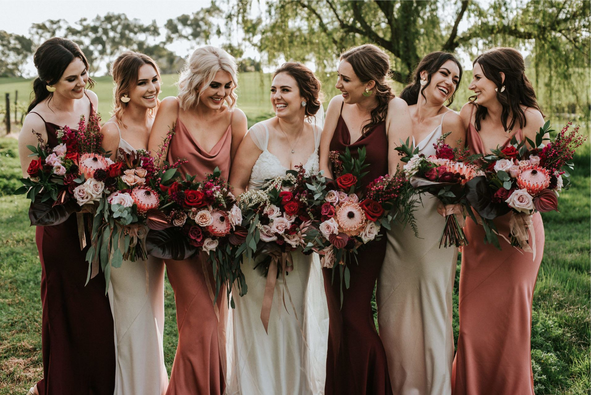 Perth Bridal Expo Competition Gamine Dynasty