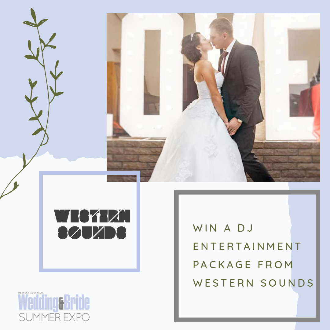 Perth Bridal Expo Competition Western Sounds