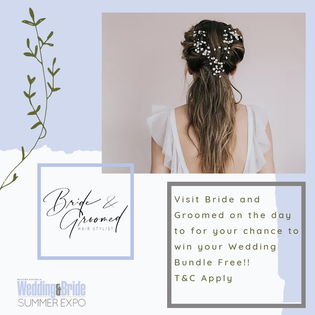 Bride and Groomed Hairstylist