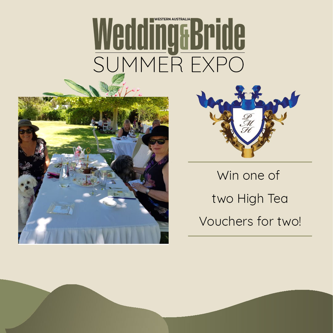 Perth Bridal Expo Competitions