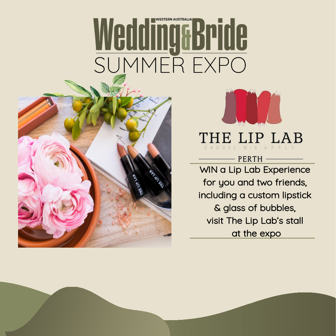 Wedding & Bride Perth Expo Competitions - Jypsea